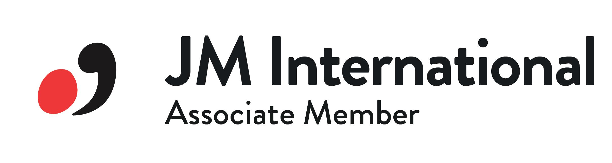 JMI International järjestön logo